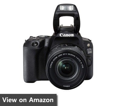 Canon EOS 200D 24.2MP