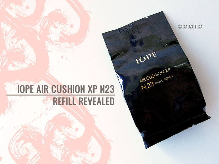 IOPE Air Cushion XP N23 Refill