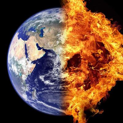 इस सदी के अंत तक पृथ्वी का तापमान दो डिग्री बढ़ेगा The end of this Century the Temperature of the Earth will Grow Two Degrees