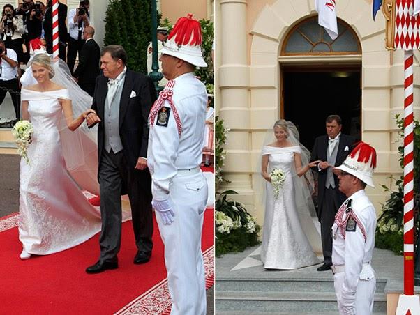 053048513 EXH00 - Casamento Real - Principe Alberto ♥ Charlene Wittstock