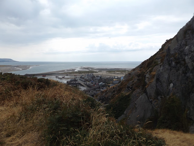 barmouth, panorama-walk, north-wales, travel