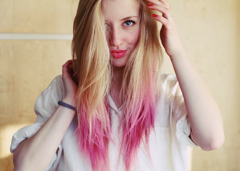 Question| to dip dye or not to dip dye