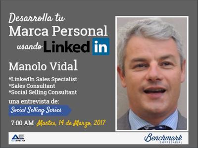 Linkdedin, marca persona, social selling