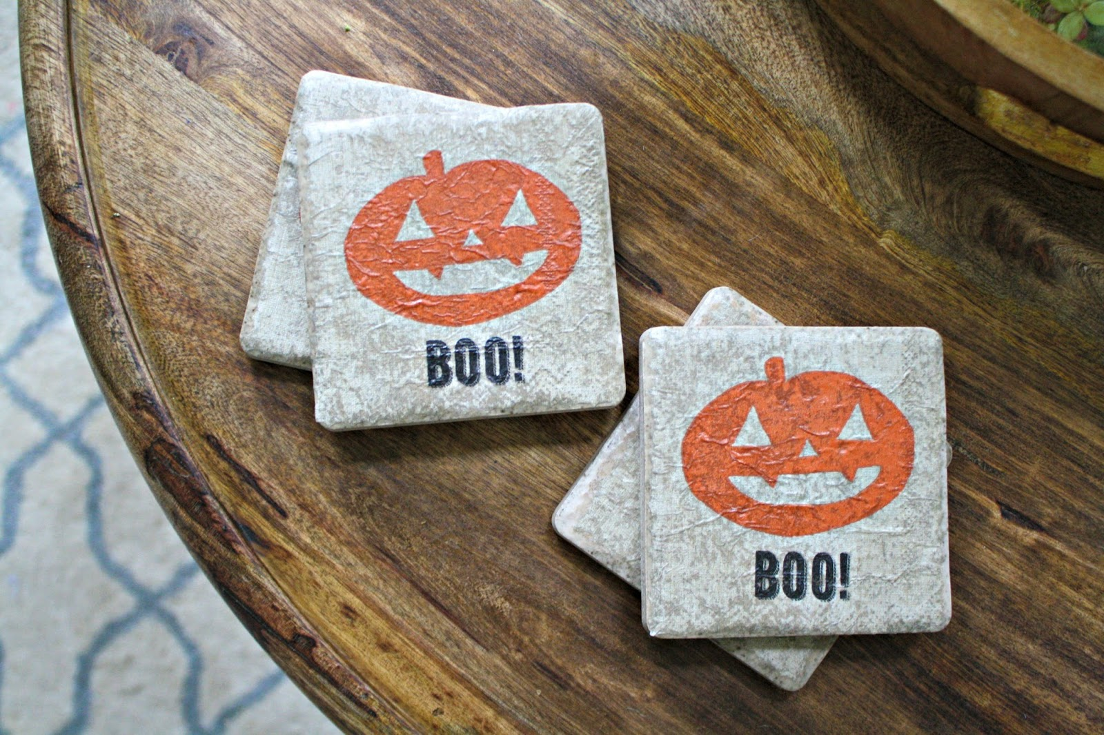 tile coaster craft