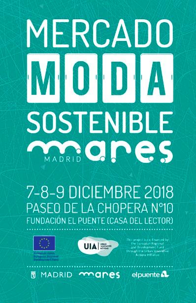 #mercadomodasostenible #MARESReciclaje #modaetica #ecodiseño #reciclajetextilcreativo #modasostenible