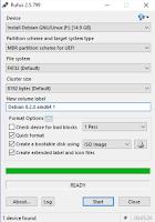 Download Software: Rufus 2.8 Terbaru 2016 (Instal Windows to Flashdisk)