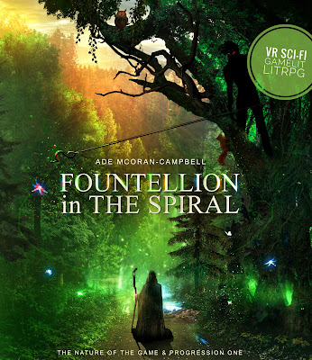 Fountellion-litRPG book cover