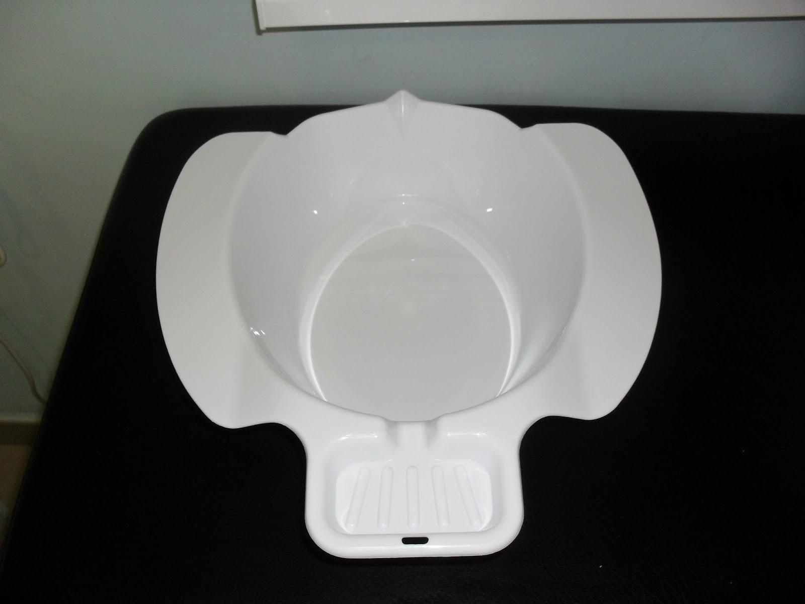 Bidet acoplable universal para wc ortopedia virgen de for Bidet para wc