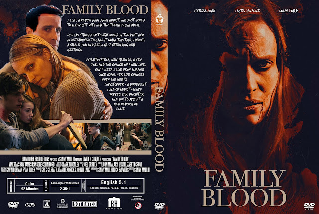 Family Blood DVD Cover