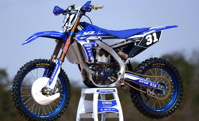 2018 Yamaha YZ450F Review