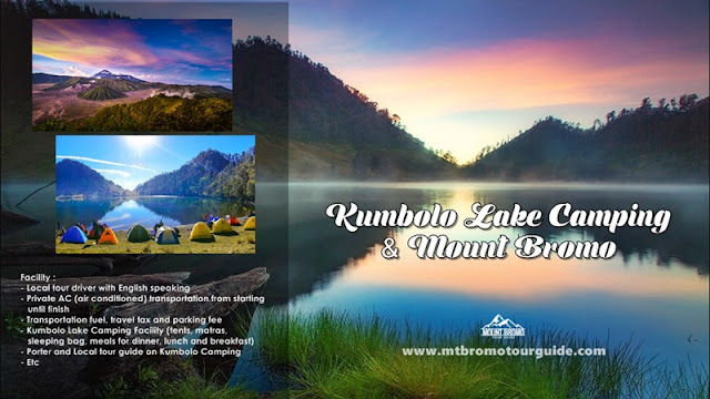 Kumbolo Lake Camping Mount Bromo Tour Package 3 Days