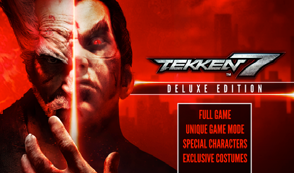 Download Tekken 7 Android APK iSO PSP For Free