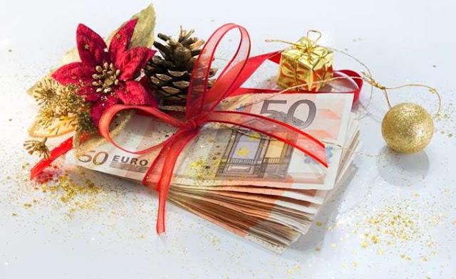 Απολύεστε γιατί δεν επιστρέψατε το δώρο των Χριστουγέννων...