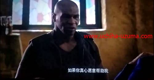 Screenshots Mike Tyson on Movie China Salesman (2017) TS 720p Download Free Full Movie www.uchiha-uzuma.com