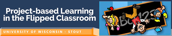 Project-based Learning in the Flipped Classroom