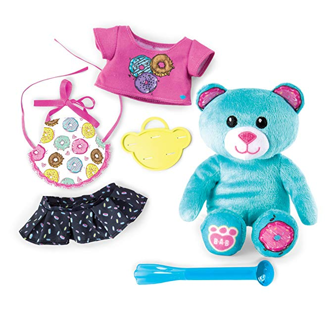 Build A Bear Workshop - Furry Fashions – Baking Bear