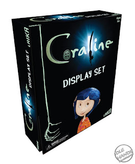 San Diego Comic-Con 2017 NECA Exclusive Coraline Display Set