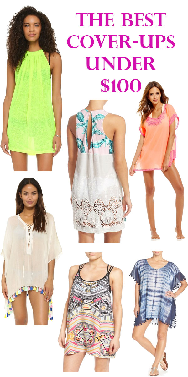 The Best Summer Cover-Ups Under $100