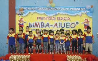 Lomba Mewarnai biMBA AIUEO Poris Indah Tangerang