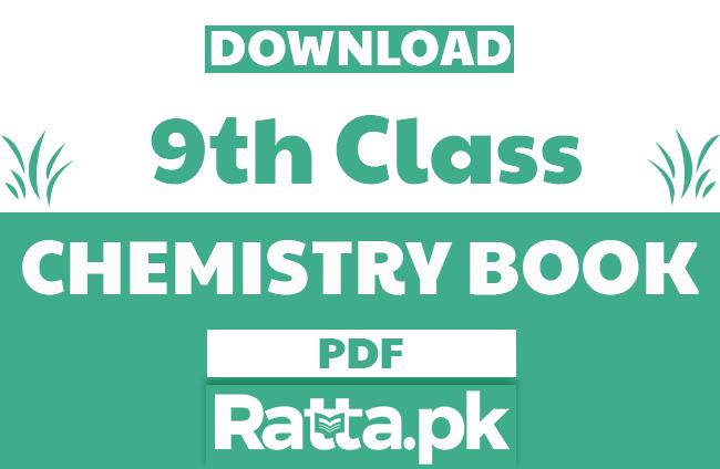 9th class Chemistry Book pdf Download - Punjab Textbook board - Ratta pk