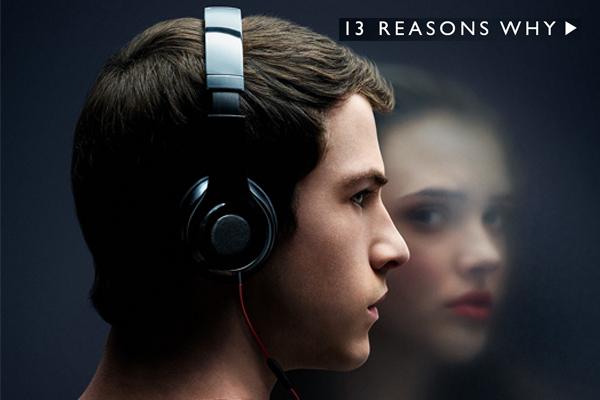 Capa - 13 Reasons Why | O Fenômeno da Netflix e suas Reflexões | Blog #tas