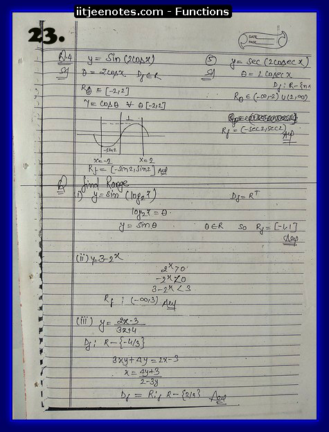 functions notes download1