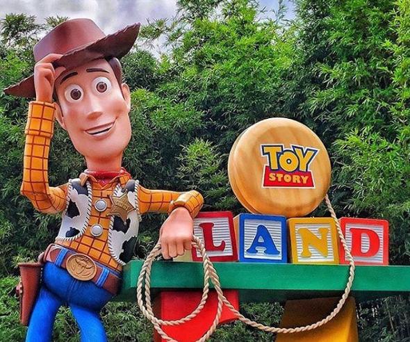 Las mejores atracciones en Toy Story Land