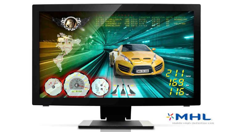 ViewSonic TD40 Series Touch Displays