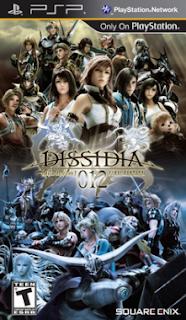 Dissidia 012: Duodecim Final Fantasy psp iso