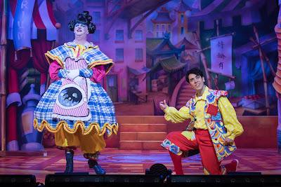 Panto Review: Aladdin - New Wimbledon Theatre ✭✭✭
