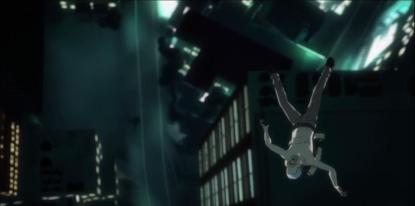 Inuyashiki Last Hero Review Capitulo 3 Inuyashiki Cayendo