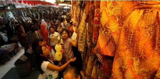 5 Kota di Indonesia Tempat Jual Batik Murah Terbaik
