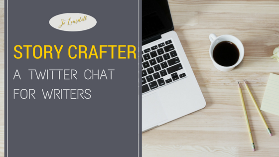 #StoryCrafter: A Twitter Chat for Writers @Writerology
