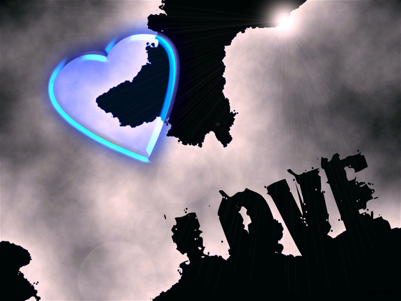 Beautiful love wallpaper - R z love wallpaper ...
