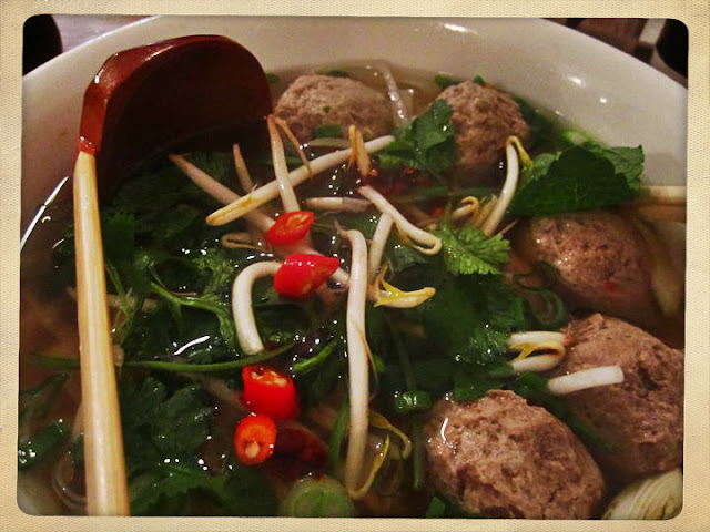 Pho: where remedy is served in a giant bowl