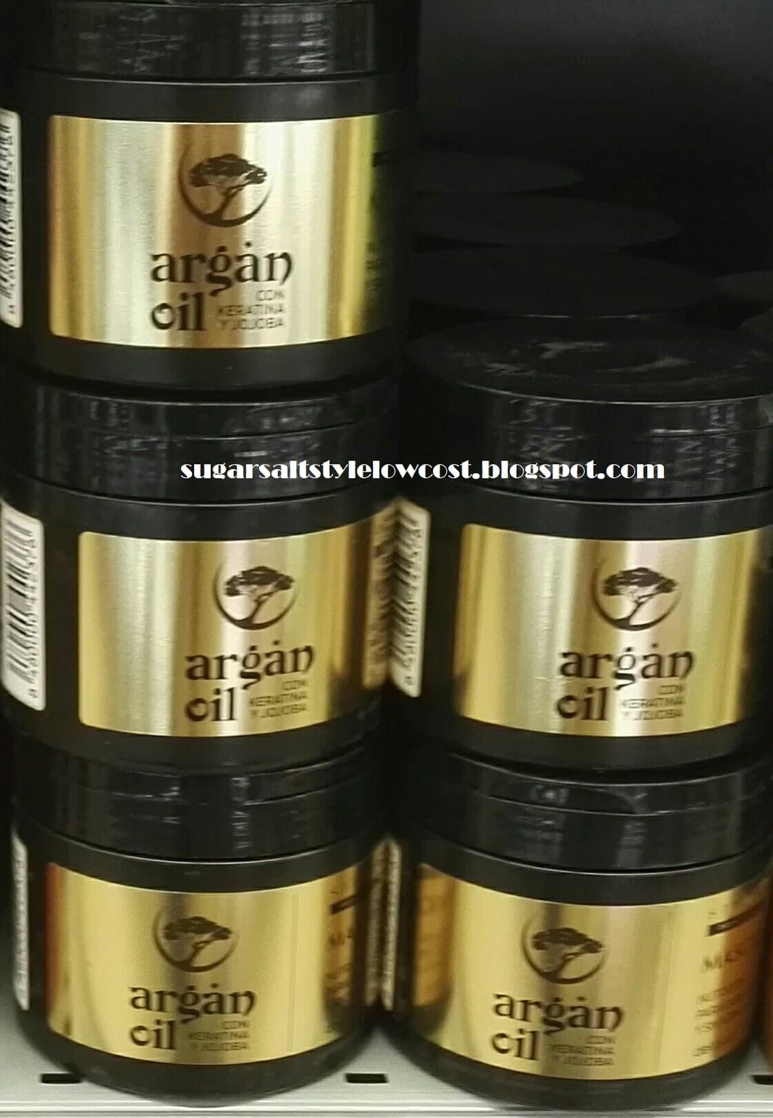 Sugarsalt stylelowcost novedades mercadona - Alisado keratina en casa mercadona ...