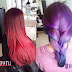 Thrilling Hair Colors by Ruben Vargas Jr., CA, USA!