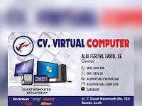 Lowongan Kerja Toko Virtual Komputer
