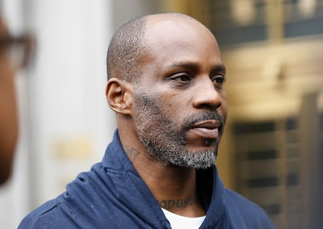 DMX Gets Out of Prison Next Month and He's Ready to Release New Music