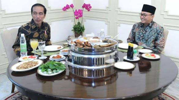 Habis Diajak Makan Siang di Istana, Ini Sikap Politik PAN