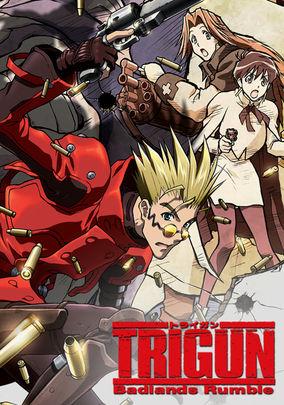 Trigun Badlands Rumble |Cast/Jap| |Película| |Mega|