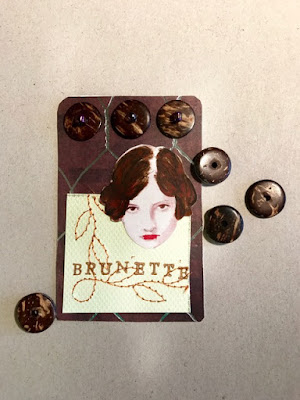 #28 Brown mini assemblage