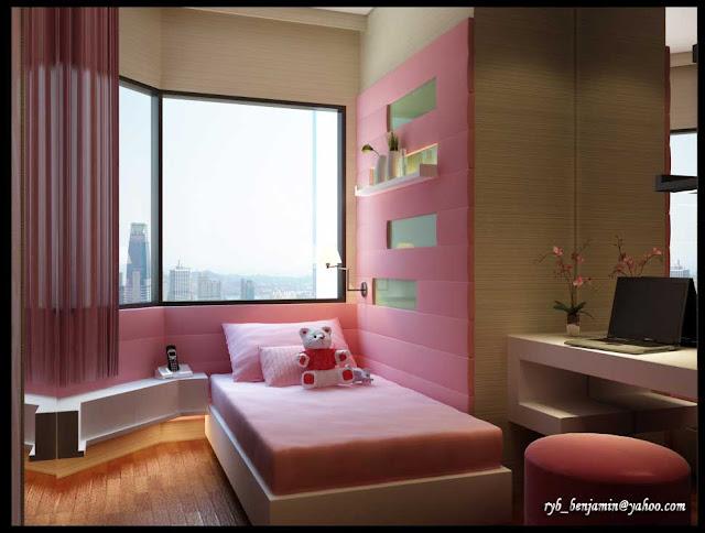 Dormitorios rosa by for Recamaras rosas