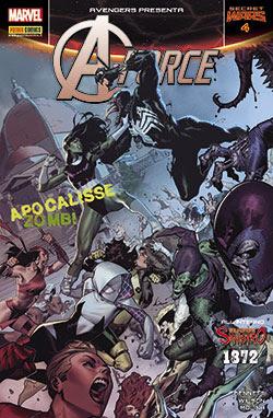 Avengers presenta A-Force #4 (Avengers #49)