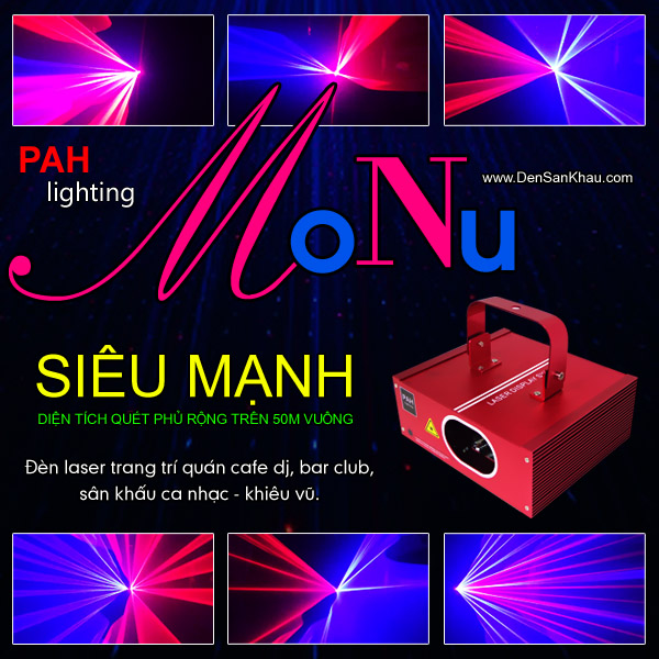 Đèn laser trang trí