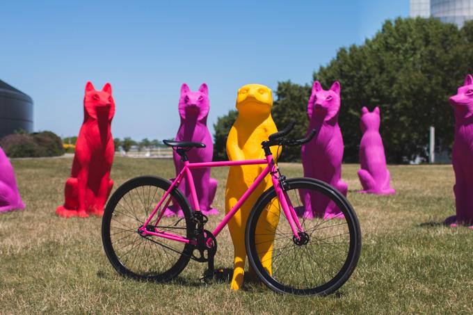 crackingart, land studio, state bicycle co