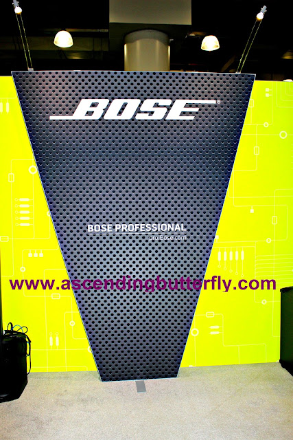 Bose Professional, International Franchise Expo