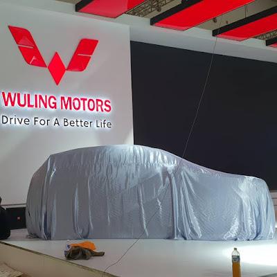 Wuling akhirnya mengeluarkan SUV-nya di GIIAS 2018.