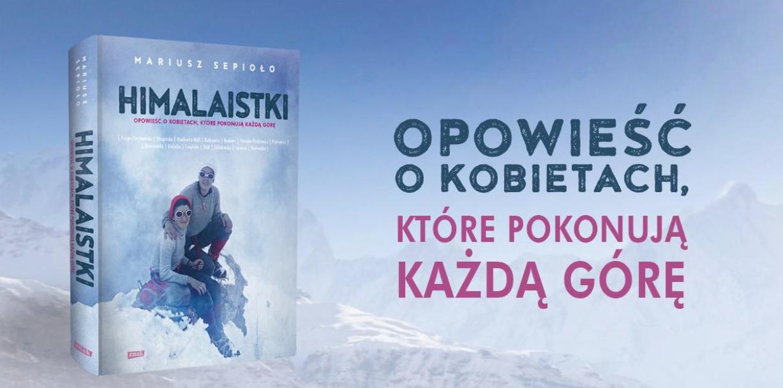 Himalaistki recenzja Mariusz Sepioło