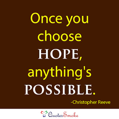 Best Hope Quotes